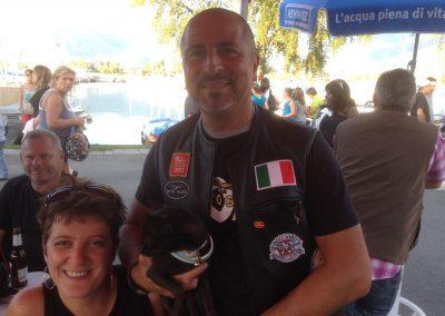 Marco (Straciatella, Légionnaire) & Daniela