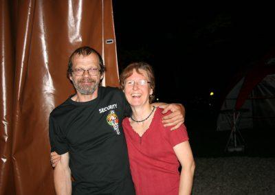 Paul-Henri (Le Nerveux) & Claire-Lise
