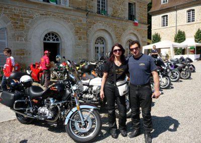 Sebastiano (Capitaine Flamme) & Elisa