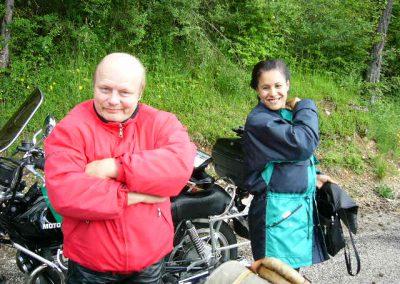 Gérald (Doc) & Asna