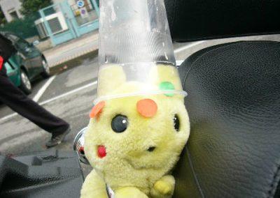 Liberez Pikachu!